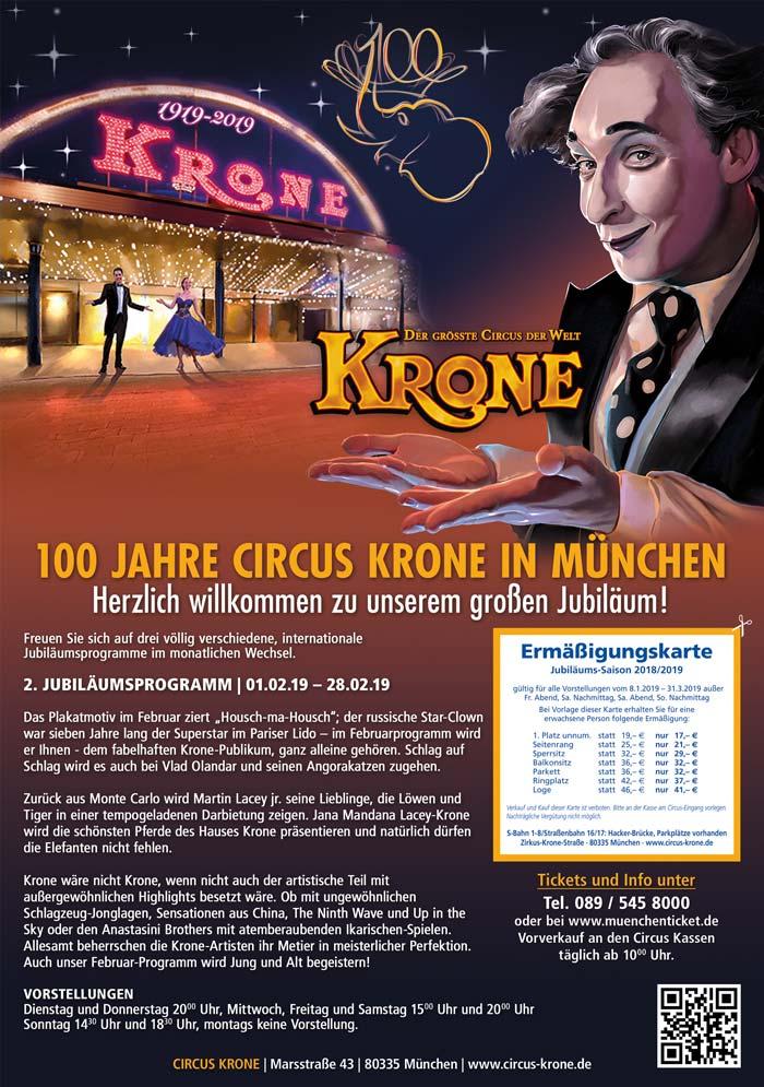 Titelseite Gestaltung für Magazin an alle Haushalte in München